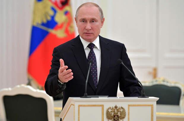 Путин заявил, что многие американские компании хотят работать в России