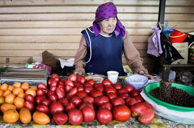 Горно-Алтайск, Алтай.   Фото: messynessychic.com.