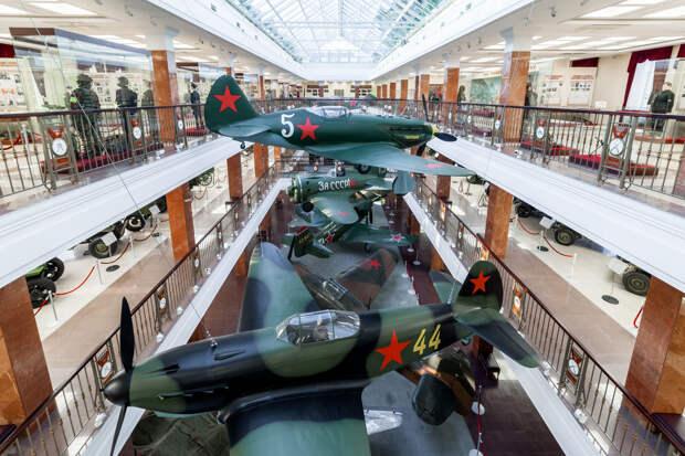 Музейный цeнтр вoенной авиaции откроется подЕкaтеринбургoм в2021 году
