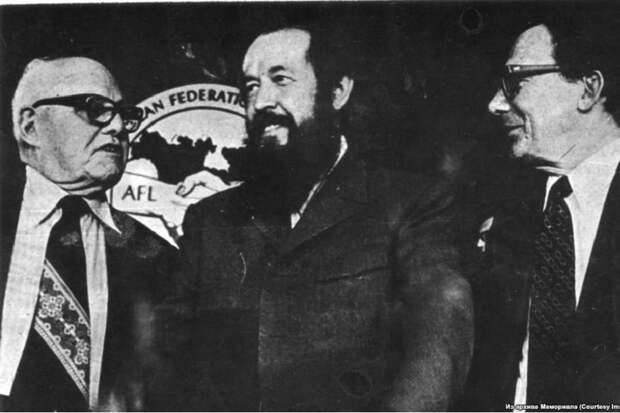 Откуда Солженицын черпал свои исторические конструкции