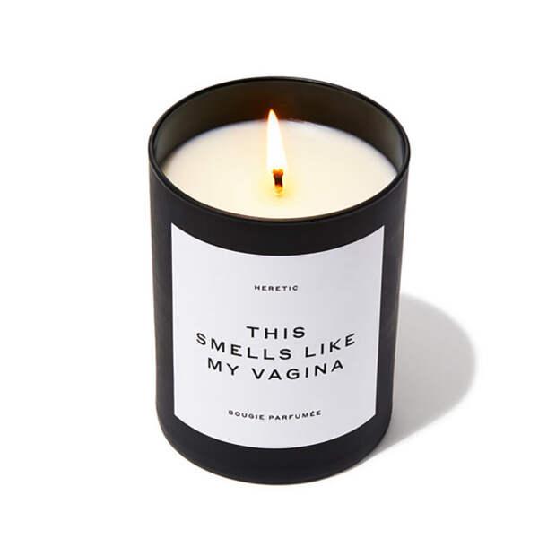 Гвинет Пэлтроу запустила в продажу ароматическую свечу с запахом гениталий