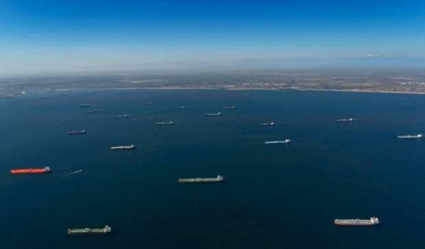 Более чем в12 раз упали вапреле поставки российской нефти вСША в апреле 2020