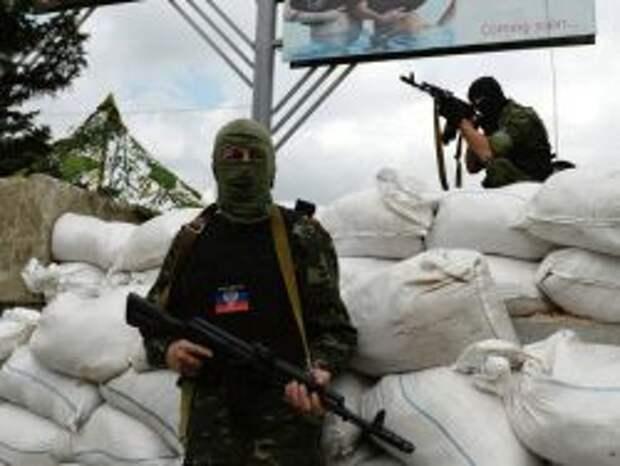 Новость на Newsland: Ополченцы укрепили позиции вокруг Донецка