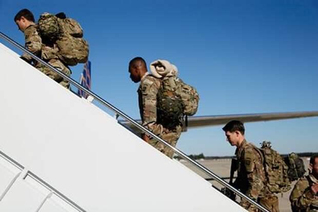 США раскрыли планы по сокращению войск в Ираке