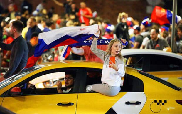 В Москве могут сократить число автомобилей такси