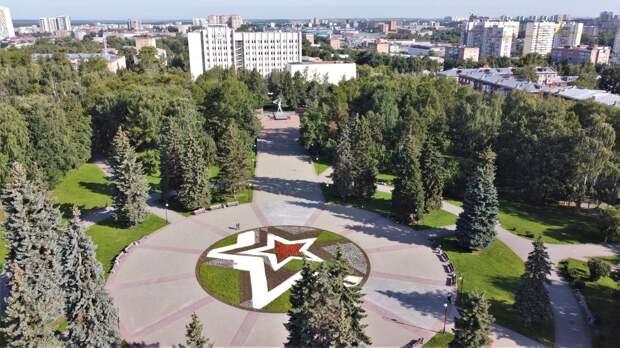 В Ижевске стартовал конкурс эскизов стелы «Город трудовой доблести»