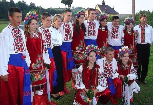 Украинцы возглавили топ самых сексуальных национальностей