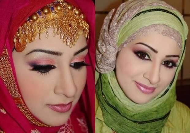 Как выглядят жены арабских шейхов и чем они занимаются? (Видео)