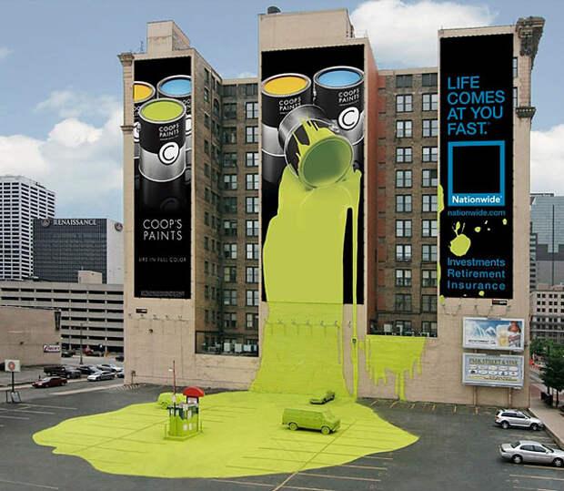Лучшие билборды мира