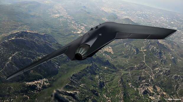 Avia.pro: новейший БПЛА «Охотник» разбомбил позиции боевиков в Сирии