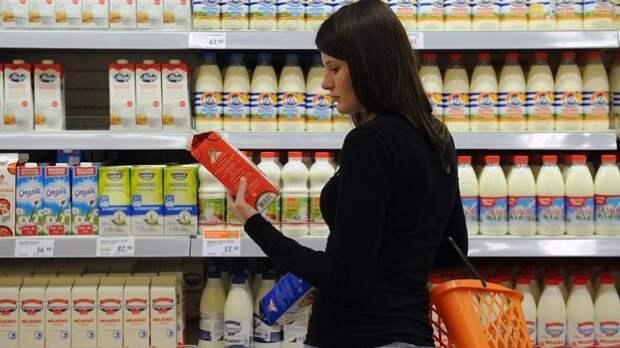 С 1 июля изменился порядок продажи молочных продуктов