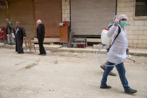 Эксперт считает, что борьба Асада с коронавирусом показывает его заботу о народе Сирии