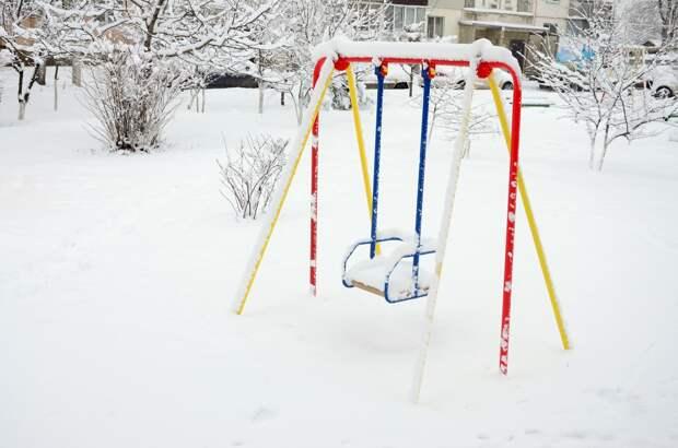 Небольшой снег пройдет в Удмуртии в четверг