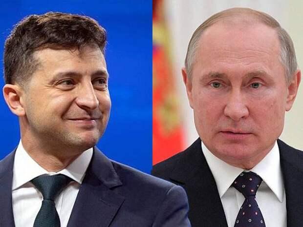Зеленский поручил своей команде готовиться к встрече с Путиным