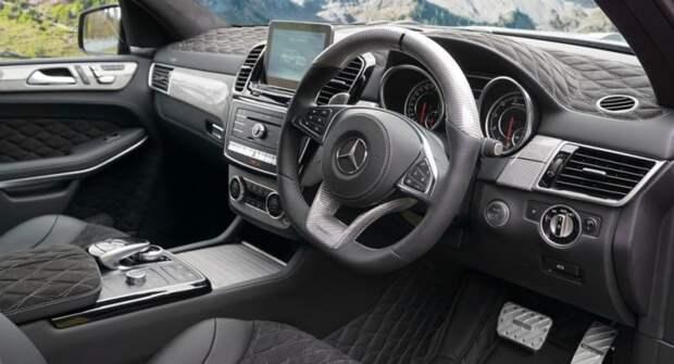 В интернете показали первые изображения кроссовера Mercedes-Benz GLC нового поколения