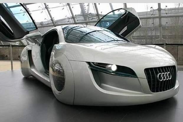 Машинки для будущего (12 фото)