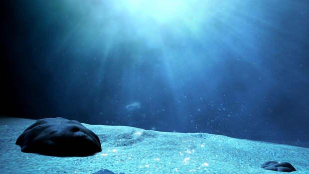 Исследователи нашли в океане следы внеземного вещества