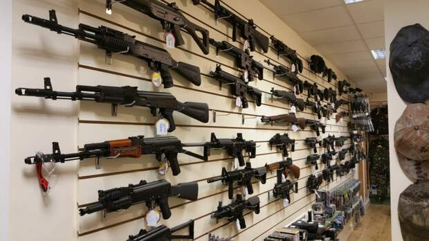 Ужесточить правила владения оружием? А как же коррупция?