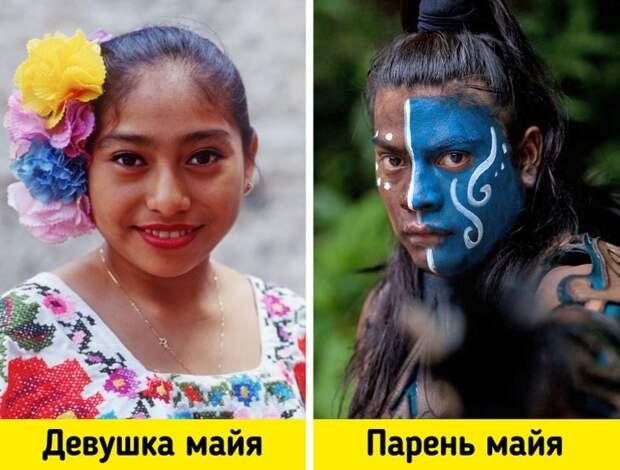 Подборка малоизвестных фактов о народе майя, которых не услышишь в школе