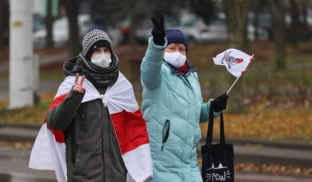 Политолог заявил о победе мирного протеста в Белоруссии: Режим скатился до самого дна