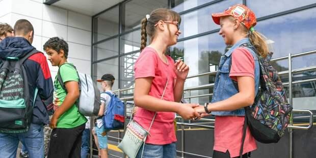 Школа №1576 планирует собрать 1576 летних впечатлений среди обучающихся