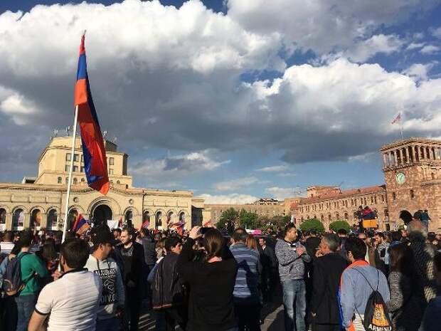 Дмитрий Гудков. Что пошло не так в Армении?