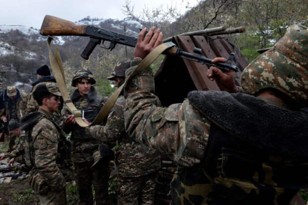 Конфликт в Нагорном Карабахе перешел на этап партизанской войны