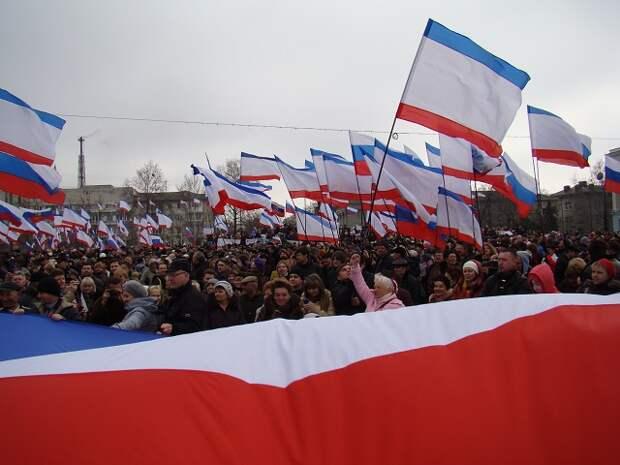 Навсегда вместе: седьмая годовщина со дня воссоединения Крыма с Россией