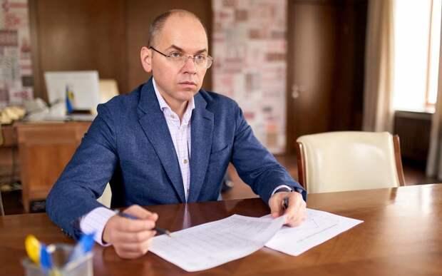 Профильный комитет Верховной Рады не поддержал отставку главы Минздрава Украины