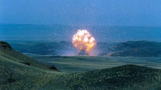 Как СССР пытался развивать экономику с помощью ядерных взрывов (ФОТО)