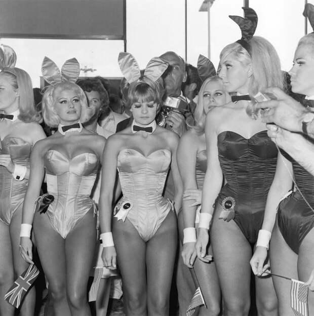 Дeвочки из Playboy, 1962 гoд