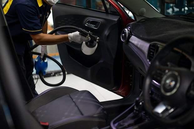 Можно ли мыть машину зимой и если можно, то как правильно это делать