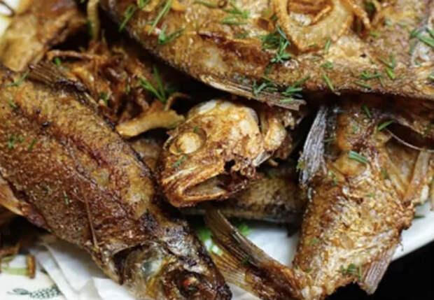 Рыбка по-узбекски