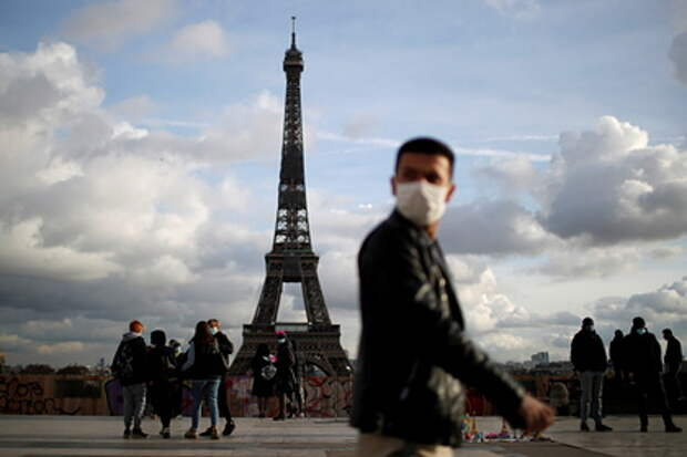 Правительство Франции объявило о начале четвертой волны распространения коронавируса