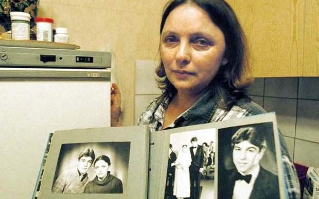 Лариса Савицкая в начале 2000-х