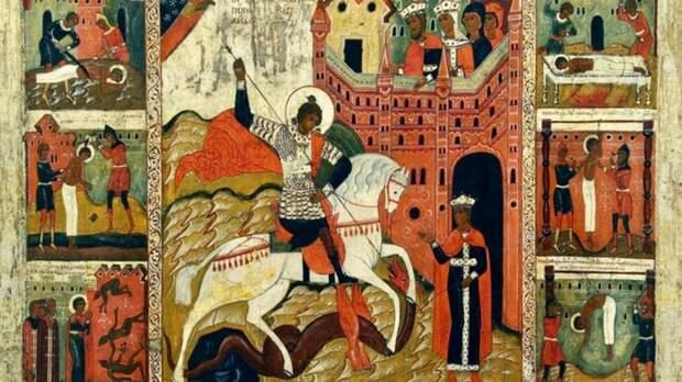 Светлый четверг. День великомученика Георгия Победоносца. Церковный календарь на 6 мая