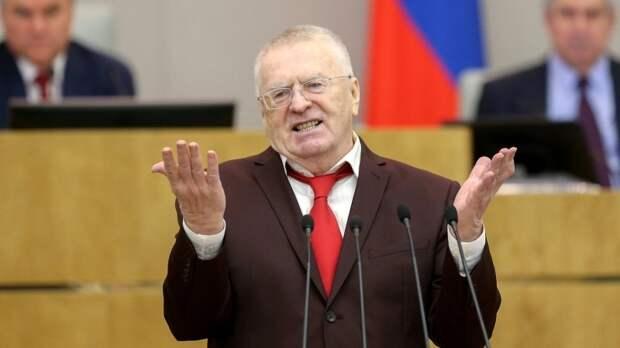 Жириновский: Ельцин победил в выборах 1996 года из-за спонсирования США