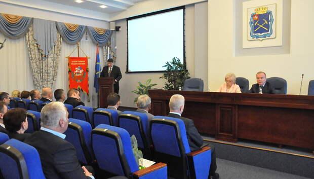 Депутаты Подольска рассмотрят проект внесения изменений в генплан до 2035 г
