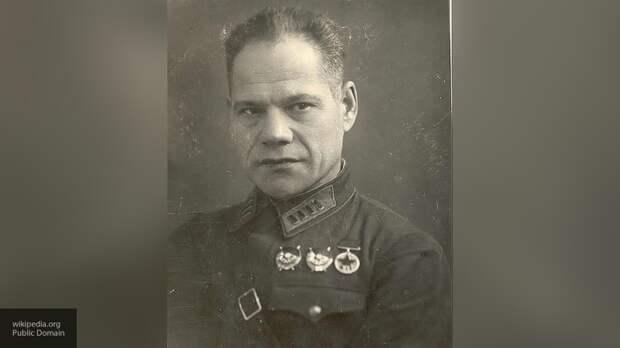 Бюст генерал-майору Минигали Шаймуратову открыли в Луганской Народной Республике