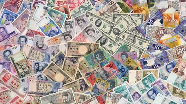 Официальные рыночные курсы инвалют на 1-4 мая установил Нацбанк Казахстана