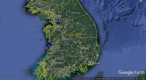 Истребительная авиация Южной Кореи - 2