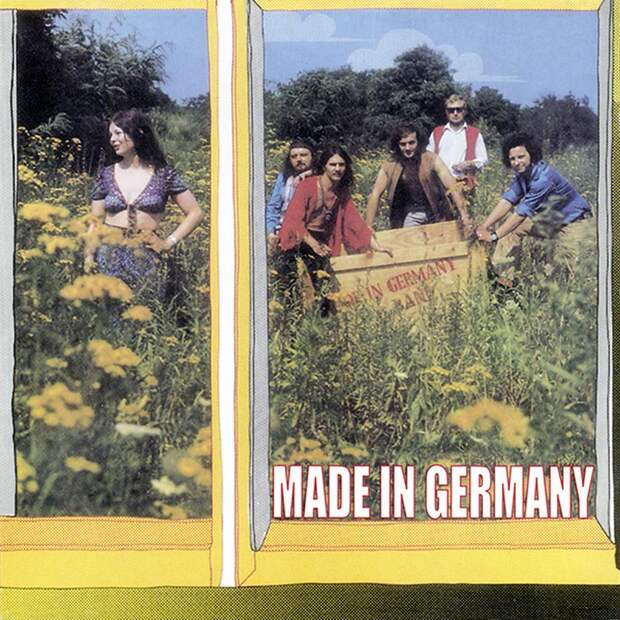 Made In Germany. Made In Germany 1971