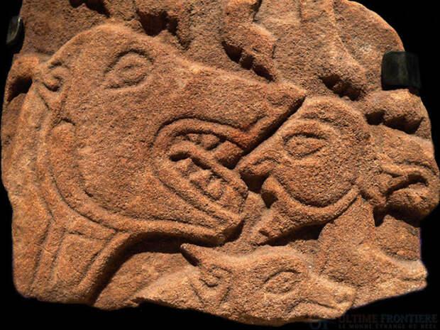 Пикты - мастера-гравёры по камню.