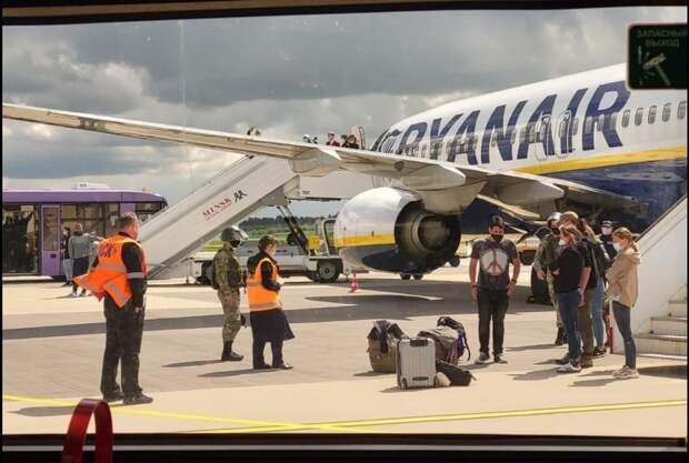 Команду сажать в Минске самолет с Протасевичем на борту отдал Лукашенко