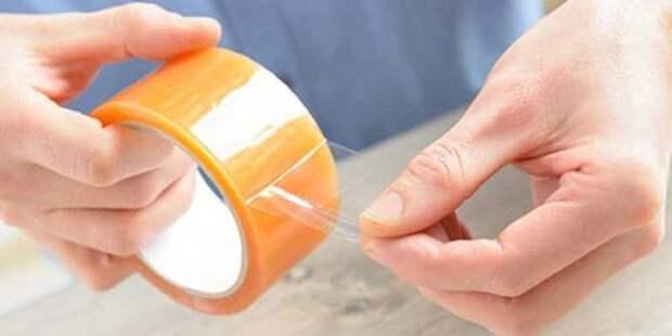 Самые быстрые способы удаления скотча с пластиковых поверхностей