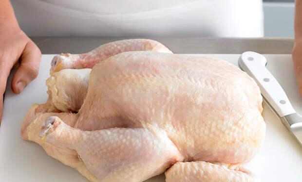 Правила нарезки 5 основных продуктов: курица и овощи