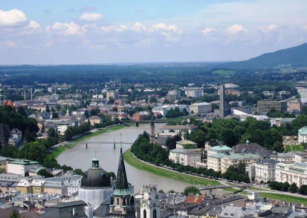 NewPix. ru - Зальцбург – хранитель истории Австрии
