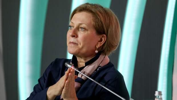 Попова напомнила, что соблюдение мер по COVID-19 поможет быстрее забыть об инфекции