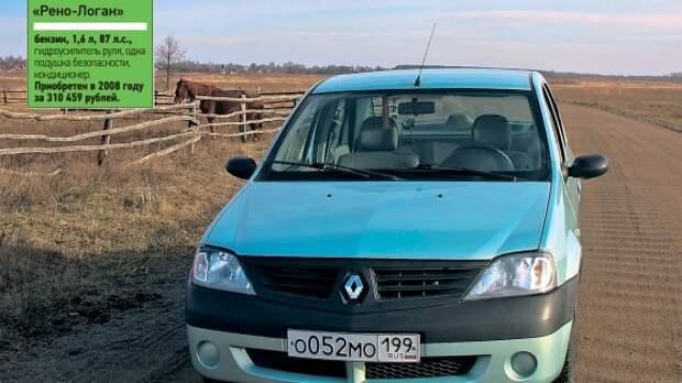 Renault Logan и Sandero: дорогие мои «москвичи»