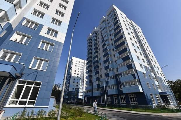 В Москве в программу реновации добавили 10 новых стартовых площадок